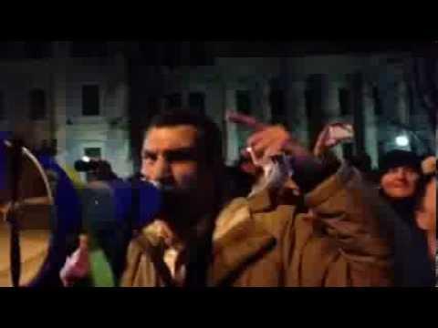 Кличко матами успокаивает провокаторов на Банковой - DomaVideo.Ru