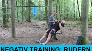 Das Rudern mit einem Slingtrainer auf Maxwell Art. Weitere Informationen zur Personal Trainer Academy findest du unter:...