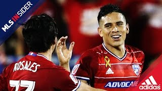 Victor Ulloa capitalizes on 2nd chance with Dallas | MLS Insider by Major League Soccer