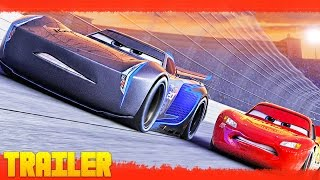 Video Cars 3 (2017) Disney Nuevo Tráiler Oficial #2 Español MP3, 3GP, MP4, WEBM, AVI, FLV April 2018