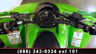 5. 2004 Kawasaki KFX 700 V Force - RideNow Powersports Peoria