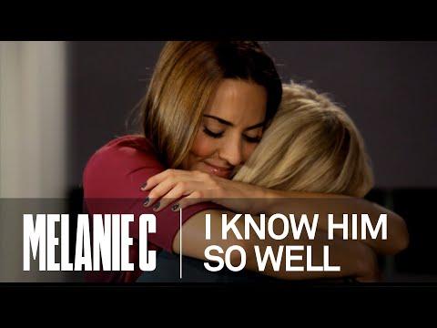 Tekst piosenki Melanie C - I know him so well po polsku
