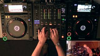 Rik Parkinson - Live @ DJsounds Show 2011 (Part 2)