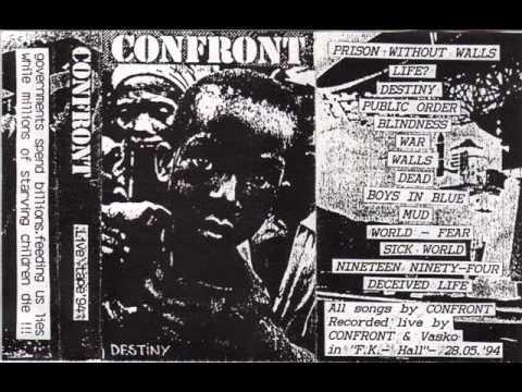 CONFRONT - Murtvi [Dead].wmv