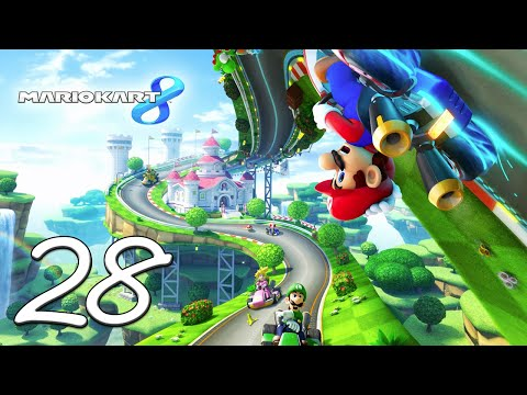 Mario - This is race 2 of 4 from week 7. There are 7 of us this week, and everything is close, cept Millbee of course. THE RACERS Coestar - http://youtube.com/Coestar Guude - http://youtube.com/GuudeBould...