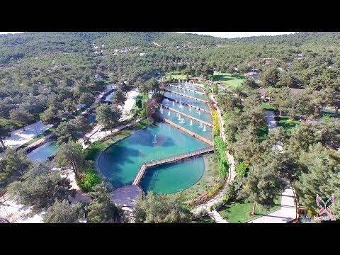 Gaziantep Dülükbaba Biyolojik Gölet ve Şelale / Tabiat Parkı / Şehitkamil
