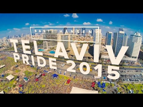 TEL AVIV GAY PRIDE 2015 - Official Aftermovie (HD) //  ft. Yinon Yahel & Meital De Razon \