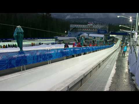 Men's Luge Singles - Runs 1 and 2 - Complete Event - Vancouver 2010 Winter Olympic Games