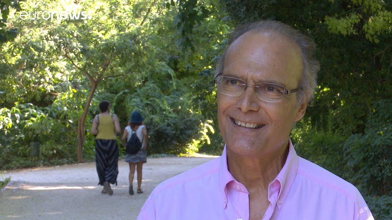 Μαθήματα ζωής παραδίδει ο δημοσιογράφος Αλέξανδρος Βέλιος…