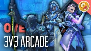 Along with Sombra in the latest PTR Patch, Overwatch is introducing the permanent Arcade Playlist in replace of the Weekly Brawl ...