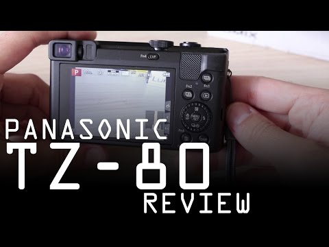 Panasonic Lumix DMC-TZ80 (ZS60) review