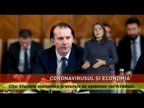Cîţu: Efectele economice provocate de epidemie vor fi reduse