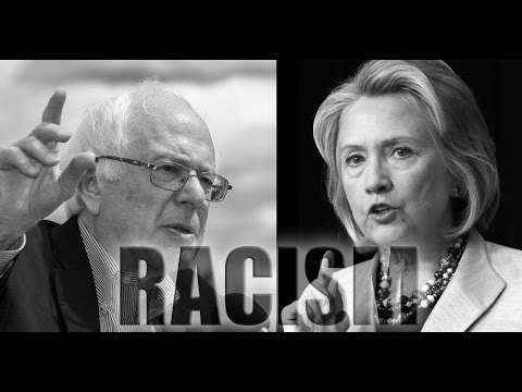 Hillary Clinton vs. Bernie Sanders - On racism. Every African-American should see!