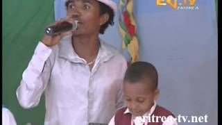 Eritrean Funny Child Poetry And Music  Teawet