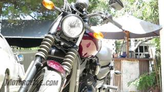 7. 2015 Harley Davidson Street 750 Extended Play
