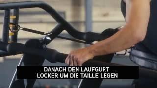 S-Drive Performance Trainer: Anleitung Widerstandslauf