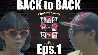 Video BACK2BACK | Mardial VS Ramengvrl MP3, 3GP, MP4, WEBM, AVI, FLV Maret 2019