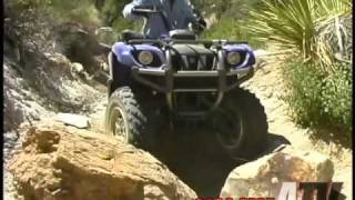 7. ATV Television - 2004 Yamaha Grizzly 660 Test