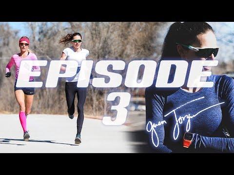 Tempo run with Shalane Flanagan || Episode 3
