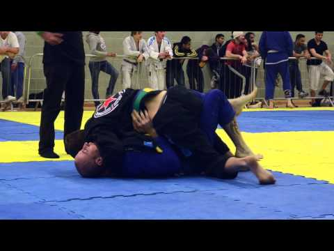 Richard Pringle & Kevin Teall - Fight One - Brighton Bjj Open 2012