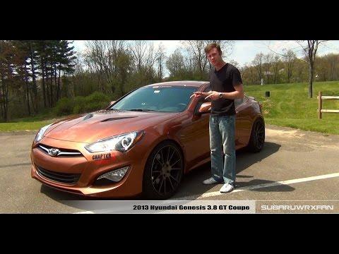 Hyundai genesis 2013 coupe фото