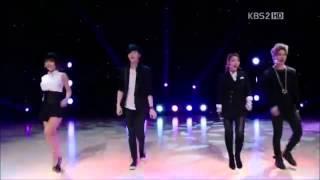 Dream High 2 (performance cut) JB & Ailee & Hyorin & Seo Joon.FLV Video