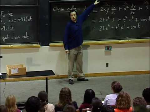 Lec 11 | MIT 18.02 Multivariable Calculus, Fall 2007