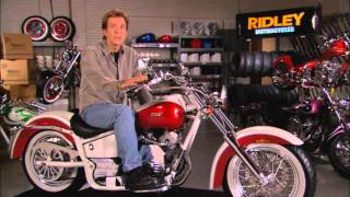 7. Ridley Automatic Motorcycles