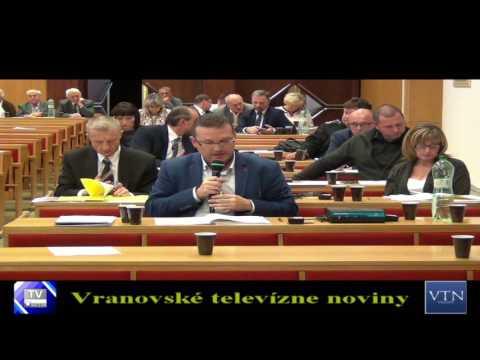 Vranov: nové podmienky úveru ušetria mestu cca. 70 000 EUR