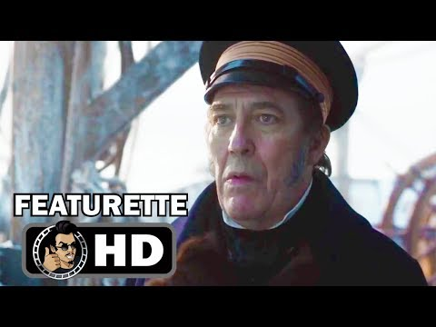 "THE TERROR Official Featurette ""Meet The Characters"" (HD) AMC Horror Series"