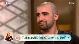 Júlia - SIC (16-04-2020) - Refém do Jogo com Luís S.