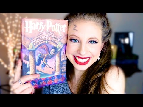 HARRY POTTER AND THE SORCERER'S STONE BY JK ROWLING | booktalk with XTINEMAY