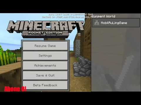 Minecraft pe PvP Ayarı