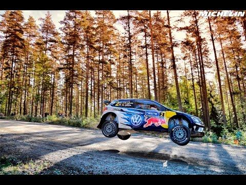 Shakedown - 2016 WRC Rally Finland - Michelin Motorsport
