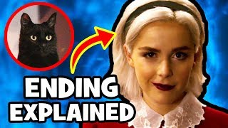 Chilling Adventures Of Sabrina Ending Explained   Season 2 Theory