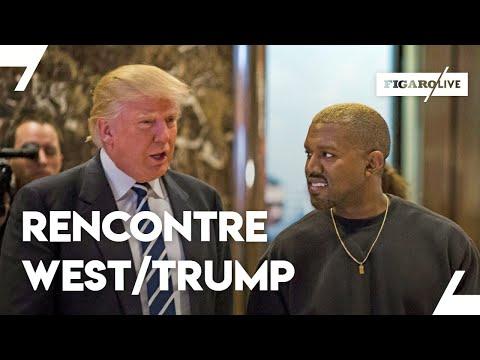 Kanye West adore Trump et sa casquette de «superhéros»
