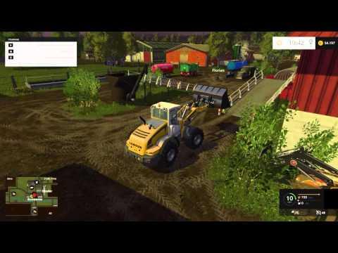Farming Simulator 2015 #148 - Schweine Futter Mischen - Landwirtschafts Simulator 2015