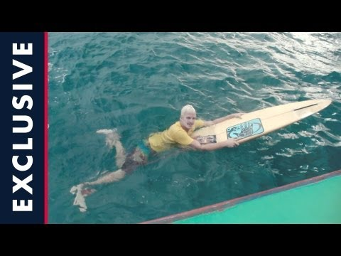 job - Time for an epic surf trip to Indonesia. Pro surfer Jamie O'Brien and the crew head out through a maze of airports and fees before being dropped off at some ...
