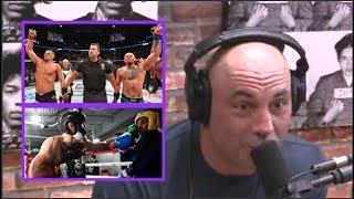 Video Joe Rogan - Nate Diaz Wants $20 Mil for Conor Trilogy, McGregor vs. Paulie Malignaggi MP3, 3GP, MP4, WEBM, AVI, FLV Januari 2019