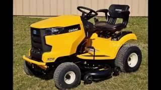 4. CUB CADET XT2 LX42 EFI Riding Lawn Mower