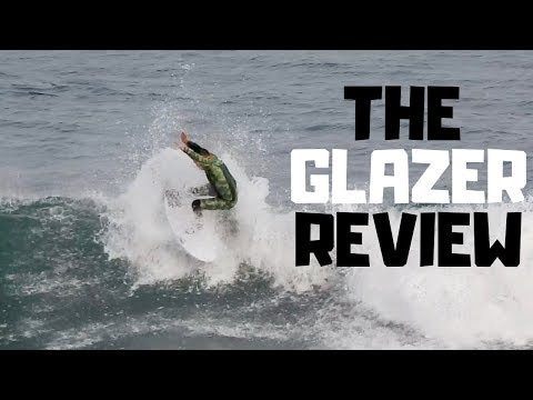 The GLAZER Surfboard Review | Machado Surfboards and Firewire