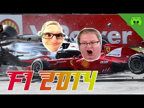 F1 2014 # 5 - GP von Bahrain 2/2 «» Let's Play F1 2014 PC | Full HD