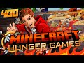 "Minecraft: Hunger Games w/Mitch! Game 400 - ""BENJA & BACCA ARE BACK AND BETTER THAN EVER!"""