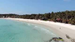 Amazing Beach In Koh Phangan, Thailand