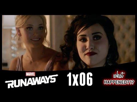 "MARVEL'S RUNAWAYS Episode 6 Recap ""Metamorphosis"" | What Happened?!?"
