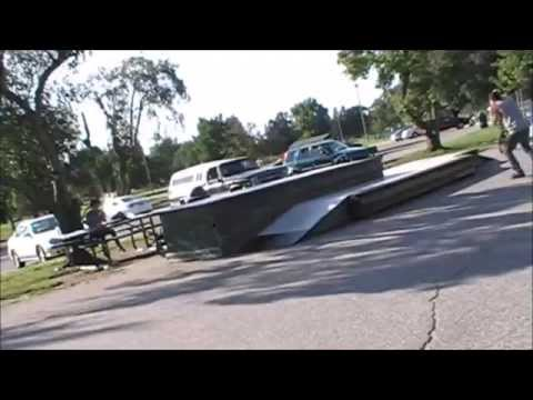 Reynoldsburg BMX park and street