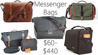 Messenger Bag Review: Everyday Messenger, Ona Brixton, Domke H...