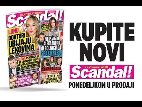 SCANDAL! Kako su Filip i Prijovićka spasili bebu! Edita plakala zbog Milice! Frka: Ko je napao Sašu Popovića