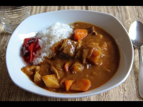 Curry and Rice Recipe – Japanese Cooking 101