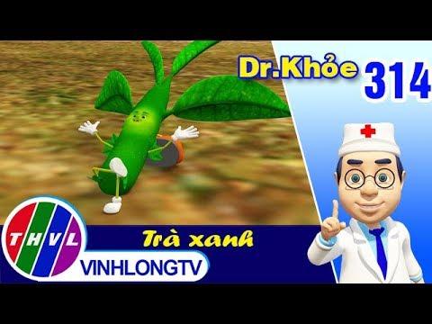 THVL | Dr. Khỏe – Tập 314: Trà xanh - Phần 2 - Thời lượng: 4 phút, 42 giây.